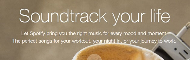 Spotify - Helvetica Neue