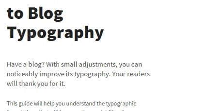 interactiveguidetoblogtypography