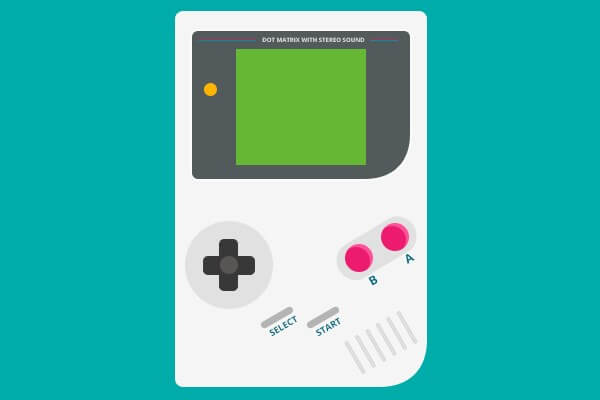 gameboy free psd by rebecca machamer bypeople