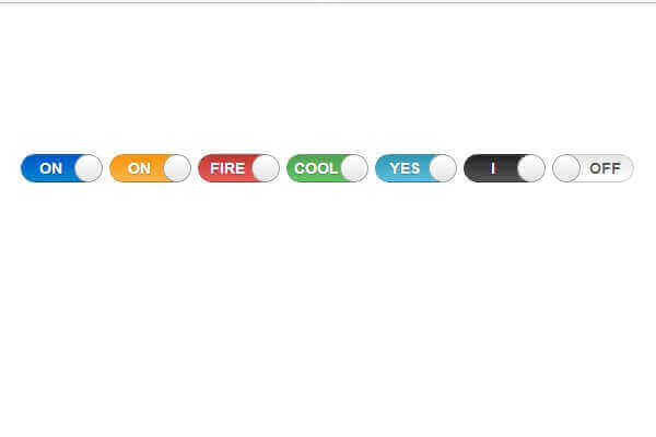 Huge Collection Of Css Switches Bypeople