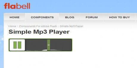 freesimplemp3playerflabell