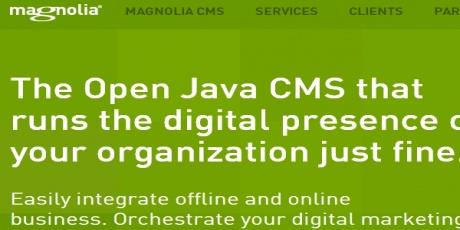 magnoliacmsopensourcejavacontentmanagementsystemfortheenterprisemagnoliacms