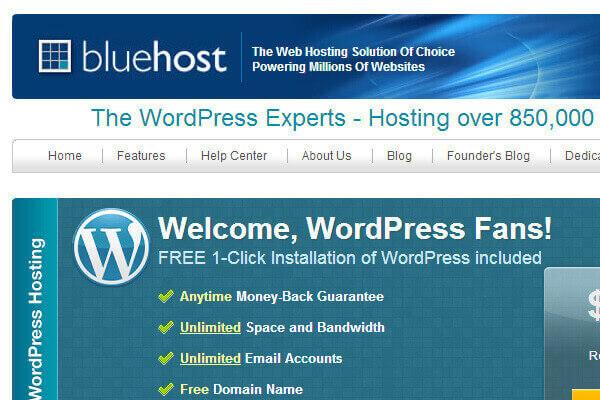 bluehostwebhostingprovider