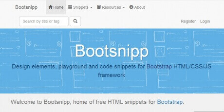 bootsnippagalleryoffreehtmlsnippetsfortwitterbootstrap