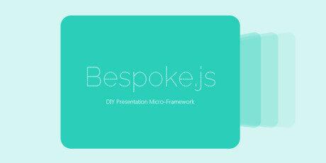 modular jquery presentation plugin
