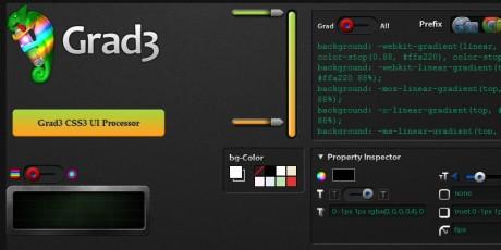 online css3 gradients generator
