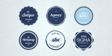 PSD Badge Designs - ByPeople (45 submissions)