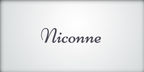1950s style web font