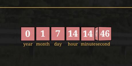 countdown cube plugin