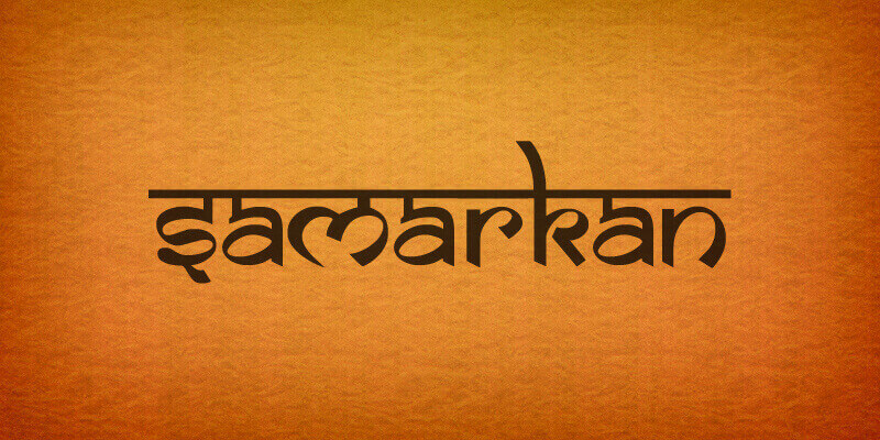 Samarkan Bypeople We have a huge collection of around 72,000 truetype and opentype free fonts, checkout. samarkan bypeople