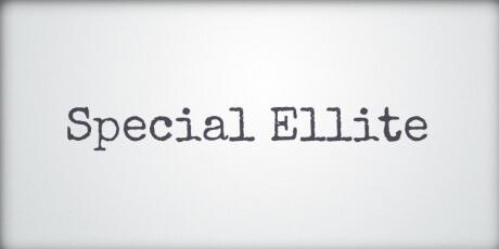 specialellitevintagetypewritertypeface