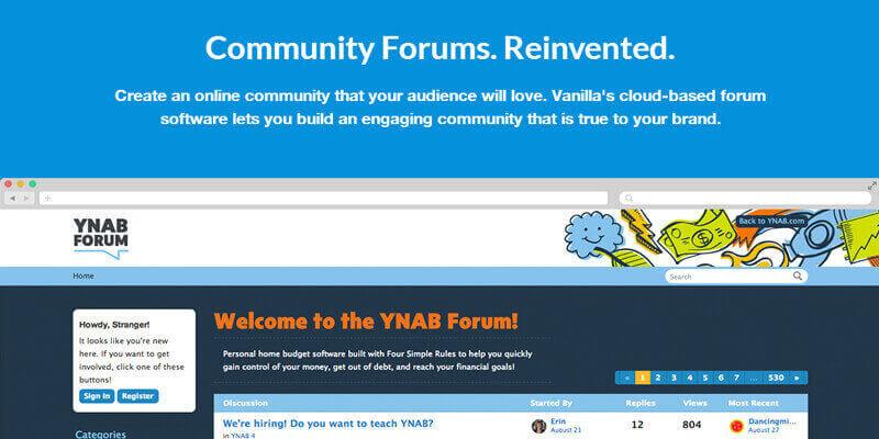 Vanilla Forums WordPress Plugin | Bypeople
