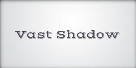 vastshadowvictorianslab serif