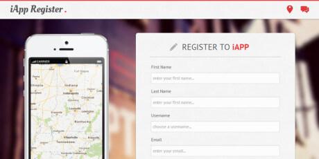 responsive fullscreen slideshow css register template