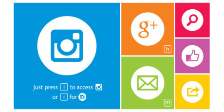 socialico social media icons