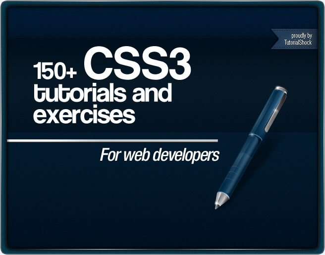 150 Css3 Tutorials And Examples Bypeople