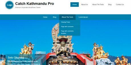 catch kathmandu wordpress theme