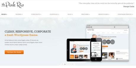 responsive multi purpose theme