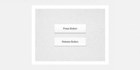 white two state psd web button