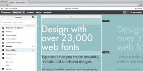 typecast create better web typography