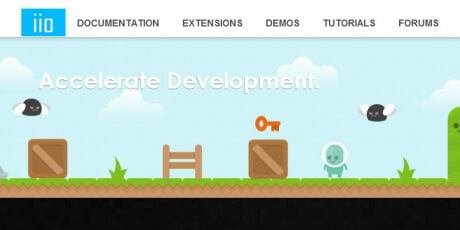 iioenginehtml5applicationframework