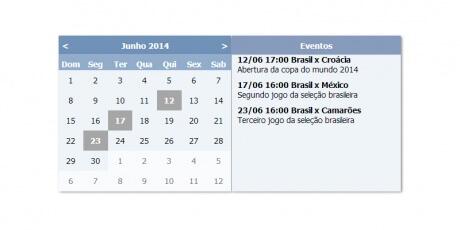 jquerye calendarplugin