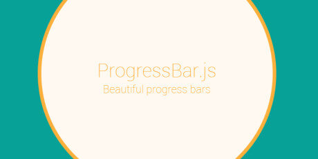 multiple shapes javascript progress bars