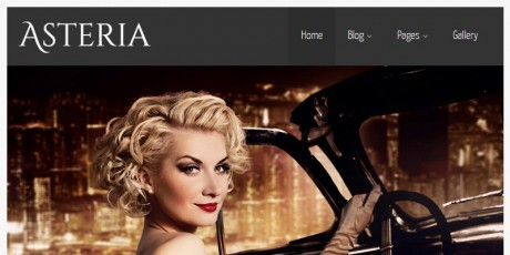 responsive wordpress theme asteria lite