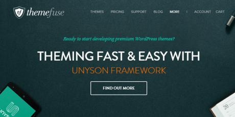 free drag drop wordpress framework