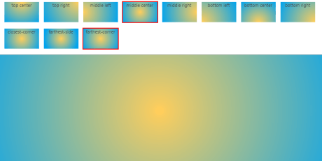 microsoft css gradient background maker