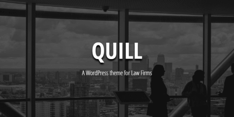 monochromatic startup wordpress theme
