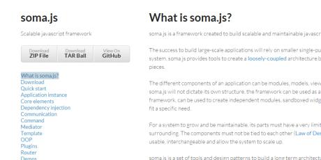 scalable javascript framework soma js