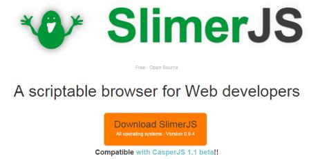 scriptable testing browser