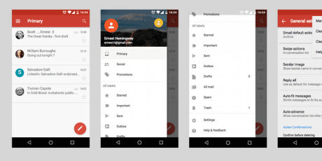 android lollipop free sketch ui kit