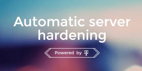 automatic server hardening framework