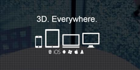 open source 3d engine