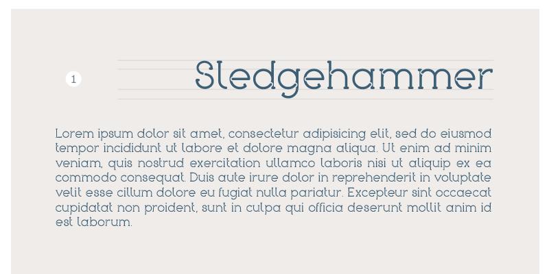 geo slab font  free