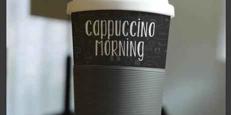 coffee cup psd photo realistic mockup