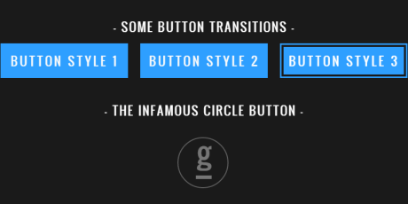 css button hover styles