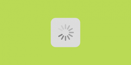 css only ios alike loading spinner