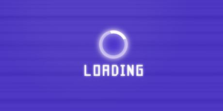 css3 box shadow loading animation