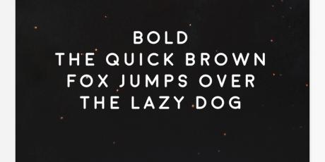 free modern sans serif font