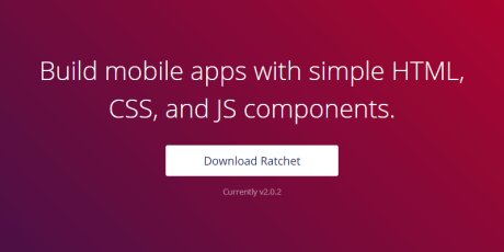 mobile app web development framework