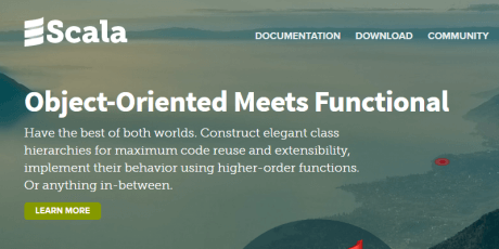 object oriented programming language