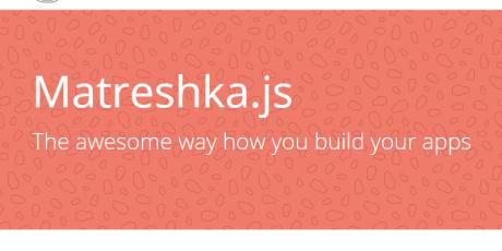powerful javascript app framework