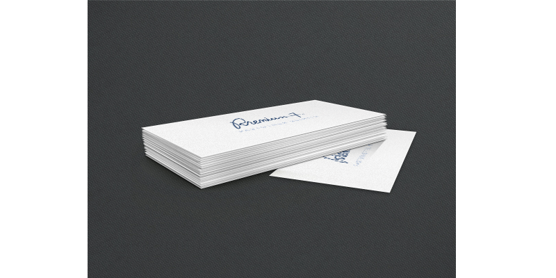 Psd business card presentation templates bypeople wajeb Gallery