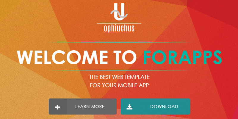 Ophiuchus: Responsive HTML5 & CSS3 Template | Bypeople