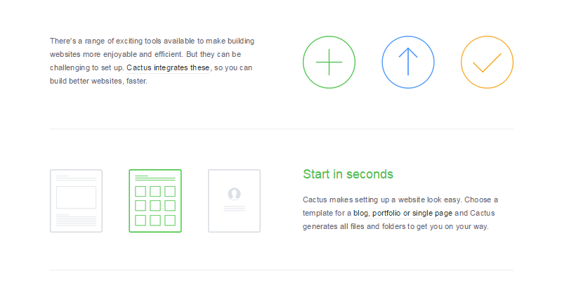 Cactus: Simple Python & Django Website Builder | Bypeople