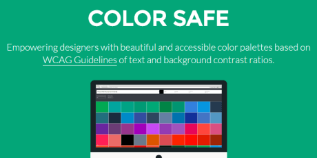 accessible web color combinations online tool