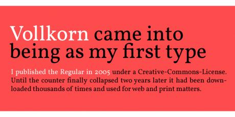 creative writting professional typeface